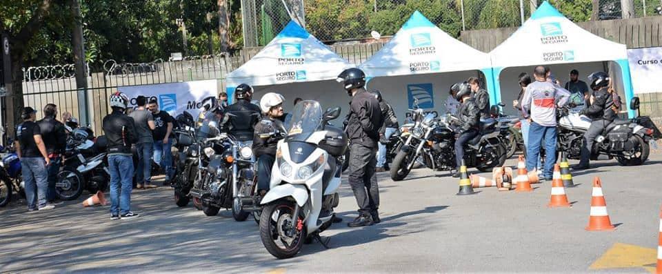 Carlos Amaral e Zuliani Motorcycle Training