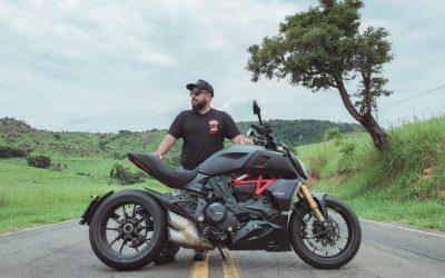 Ducati Diavel 1260S – Muita potência e muito estilo